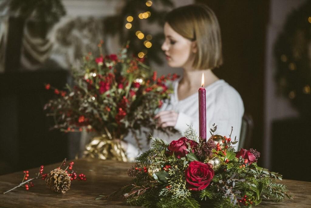 Decora tu casa con flores y plantas esta Navidad siguiendo estos consejos de Interflora