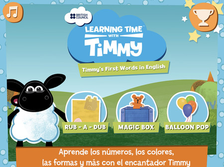 Learning with Timmy