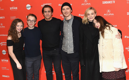 Ed Oxenbould Zoe Margaret Colletti Jake Gyllenhaal Paul Dano Carey Mulligan Zoe Kazan