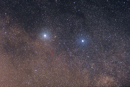 Alpha Beta And Proxima Centauri 1