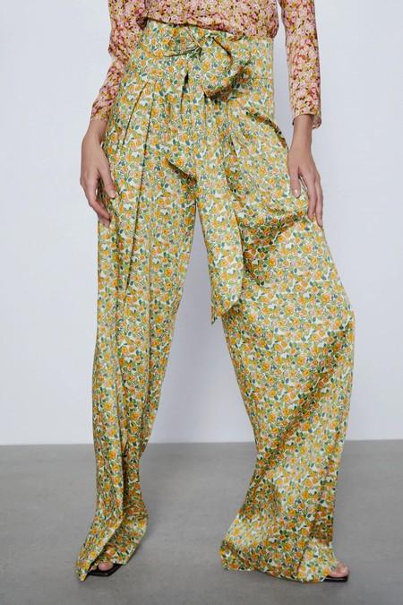 Pantalones Verano 2020 Flores 04