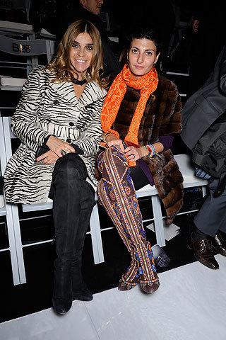 Foto de Más celebrities en los front row de los desfiles de Alta Costura en París (1/7)