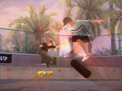 La primera actualización del Tony Hawk 5 pesa más que el propio juego