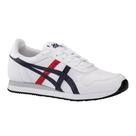 Asics Tiger Mesh Hombre Blanco Zapatillas Caminar