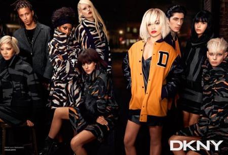 DKNY presenta un mix de estilos para su colección O-I 2014