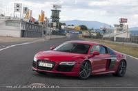 Audi R8 V10 S-Tronic, prueba (valoración y ficha técnica)