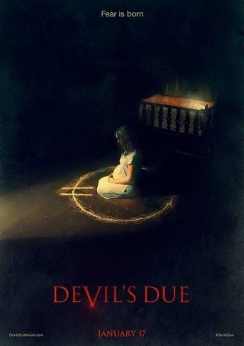 'Devil´s Due', tráiler y cartel de una mezcla entre 'La semilla del diablo' y 'Paranormal Activity'