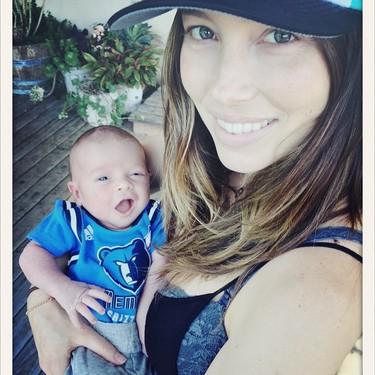 Baby News: a Silas Timberlake le va el baloncesto y Martín Casillas es futbolero como papi
