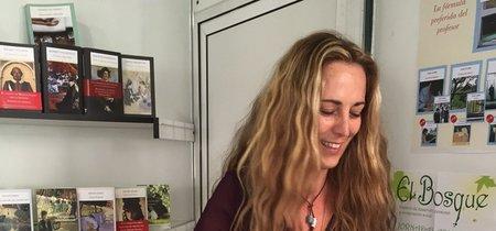 Eva Losada, ganadora del XVIII Premio Unicaja de Novela Fernando Quiñones