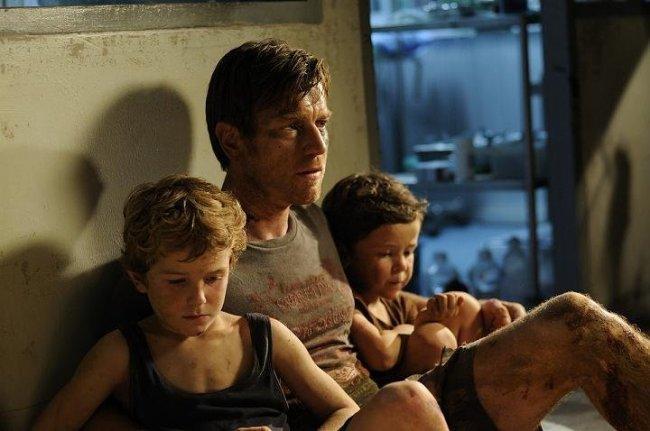 Imagen de Ewan McGregor en la película 'Lo Imposible'