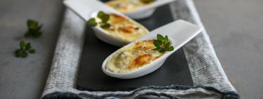 Almejas chilenas a la parmesana, receta fácil y rápida de picoteo (que querrás hacer una y otra vez)