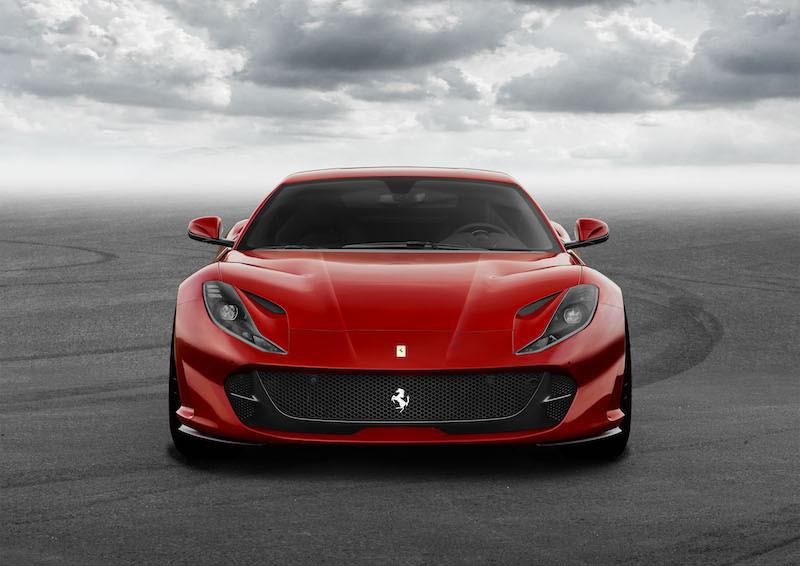 Foto de Ferrari 812 Superfast (4/5)