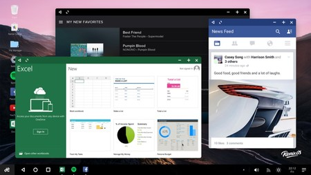 Remix Os Software