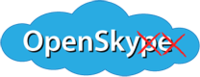 OpenSky: abriendo Skype