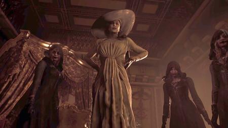 Resident Evil Village Vampire Lady2 1