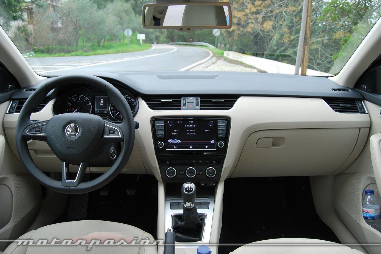 Foto de Škoda Octavia 2013 (presentación) (39/58)