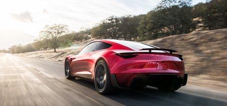 ¿Querías aceleración? El Tesla Roadster tendrá un paquete deportivo... ¡mucho más salvaje!
