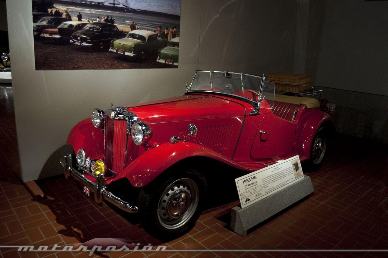 Foto de Gilmore Car Museum (54/61)