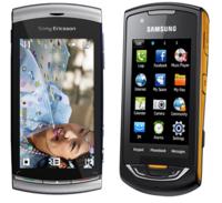 Sony Ericsson Vivaz y Samsung Onix ya con puntos Movistar