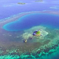 Foto 1 de 15 de la galería bird-island-mini-isla-en-belice en Diario del Viajero
