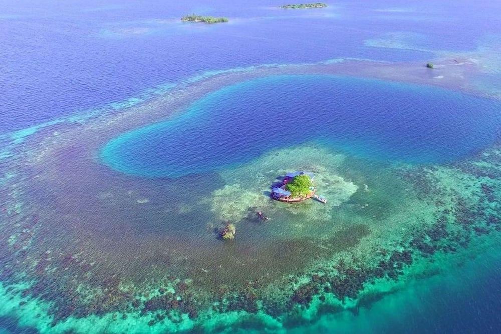Foto de Bird Island, mini isla en Belice (1/15)