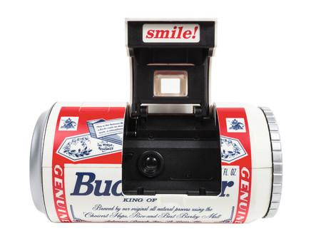 Budweiser Can Camera
