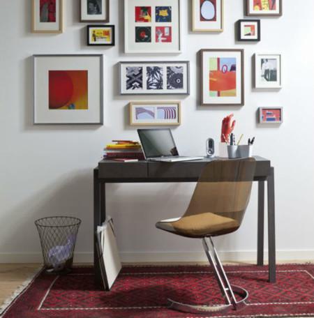 Cómo convertir un despacho corriente en el lugar más inspirador