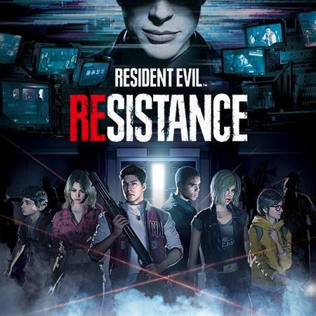 Resident Evil Resistance Box