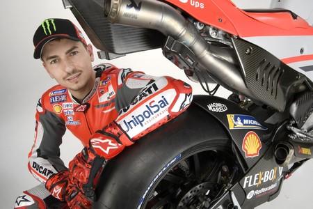 Presentacion Ducati Desmosedici Gp2018 Jorge Lorenzo