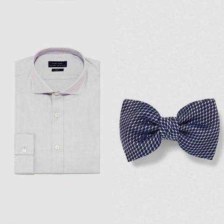 Trece Formidables Combinaciones De Camisas Y Corbatas Para Darle Vida A Cualquier Traje En Primavera 14