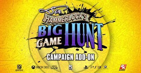 Sir Hammerlock volverá con nosotros antes de tiempo. Fecha y tráiler de su DLC para 'Borderlands 2'