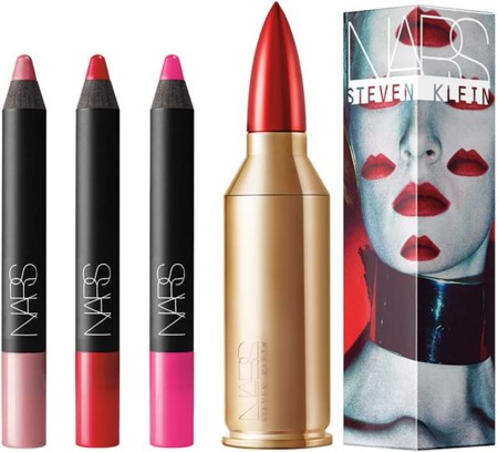 Nars Steven Klein Holiday 2015 Collection An Abnormal Female Lip Pencil Coffret