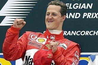 Stewart y Schumacher