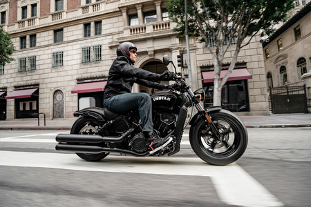 Indian Scout Bobber Sixty 2020 4