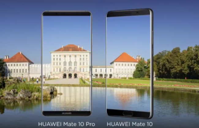 Huawei Mate 10 Y Mate 10