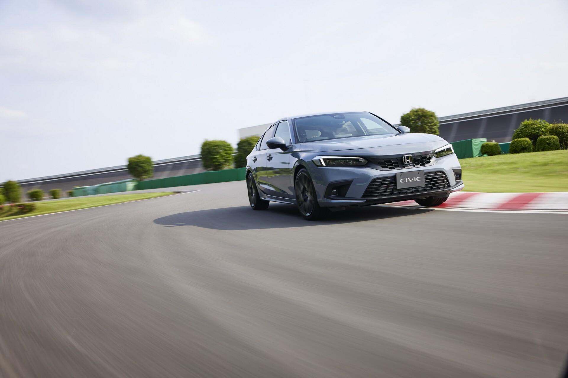 Foto de Honda Civic Hatchback 2022 (8/18)