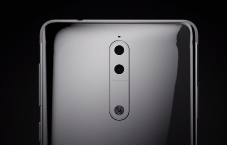 Un posible Nokia 8 con doble cámara trasera aparece en un vídeo filtrado
