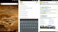 Bing ya cuenta con una aplicación oficial para Firefox OS