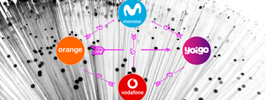 Aliados con su enemigo, así beneficia a los usuarios el flirteo entre operadores por la fibra