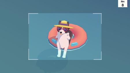 Si echas de menos Pokémon Snap y te gustan los perretes, Pupperazzi está hecho para ti