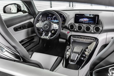 Mercedes Amg Gt 2020 12