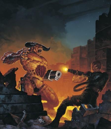 Esto es todo lo que sabemos del nuevo Doom, el regreso más bruto del mítico FPS