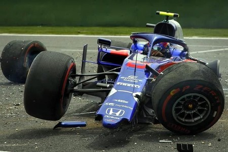 Albon China Formula1