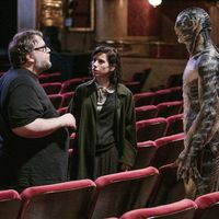 Guillermo del Toro hace un sorprendente cameo en 'La forma del agua'
