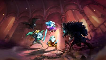 Análisis de Greak: Memories of Azur, la aventura de fantasía de un trío de hermanos que deberán ayudarse a sortear todas las adversidades