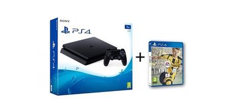 PS4 de 1Tb + FIFA 17, a 293,95 euros en eBay
