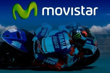 Movistar TV se hace con los derechos de MotoGP y la Fórmula 1
