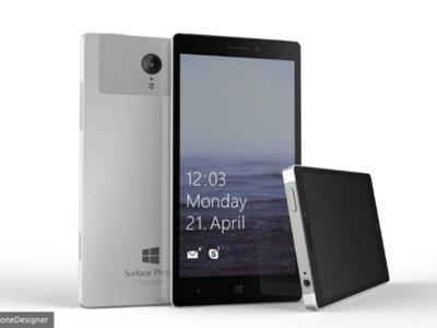 Aparecen más señales de que Microsoft planea lanzar un Surface Phone