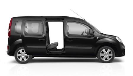 Renault Grand Kangoo, mayor comodidad para los ocupantes