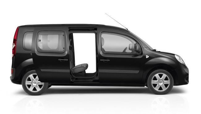 renault grand kangoo mayor comodidad para los ocupantes. Black Bedroom Furniture Sets. Home Design Ideas